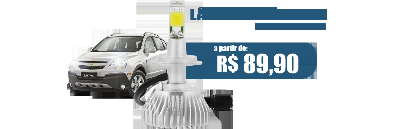LAMPADA DE LED