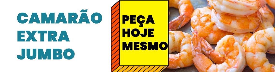 Camarão Extra Jumbo Promo