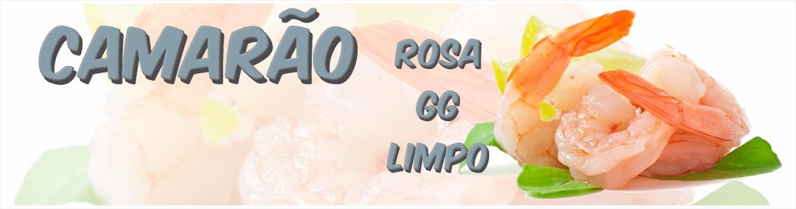 Template Camarão Rosa GG