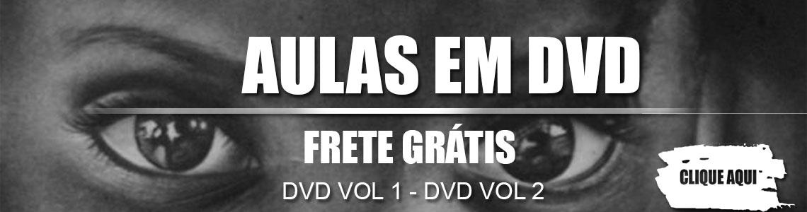CURSO EM DVD