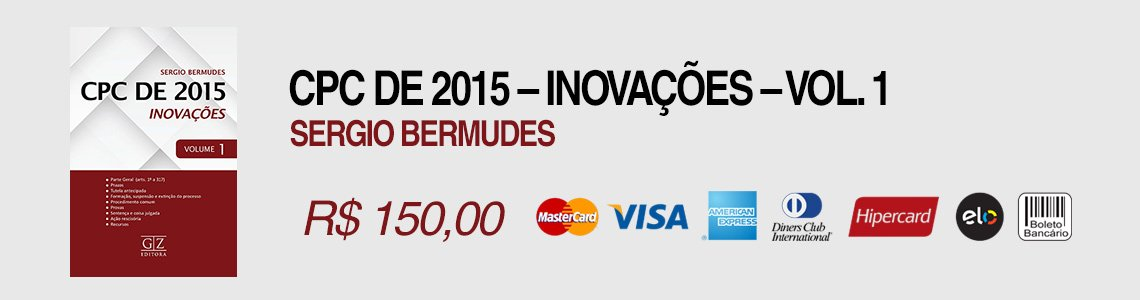 CPC 2015 Inovações