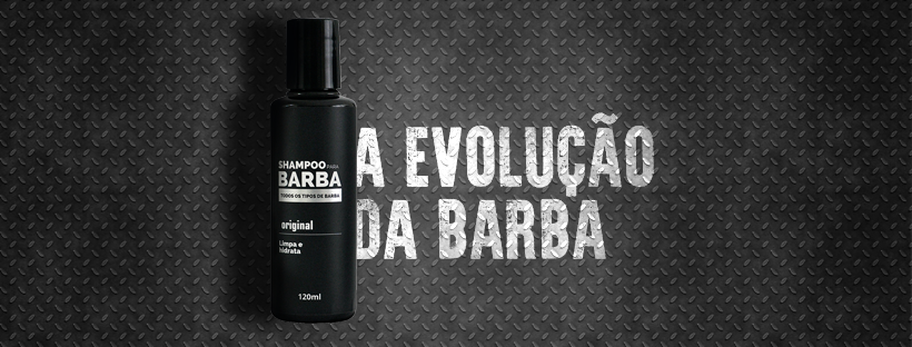 a evolucao da barba
