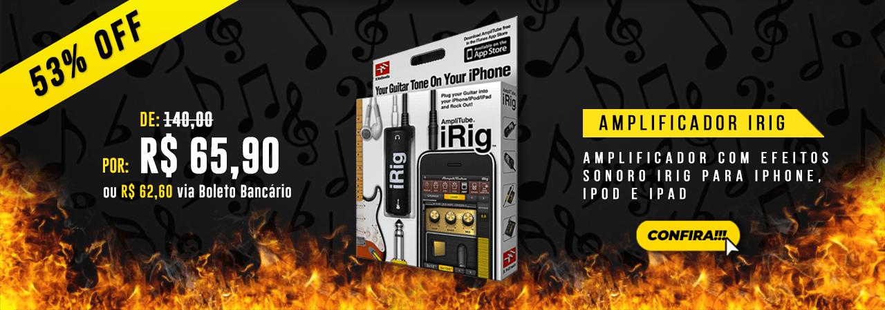 Amplificador Irig