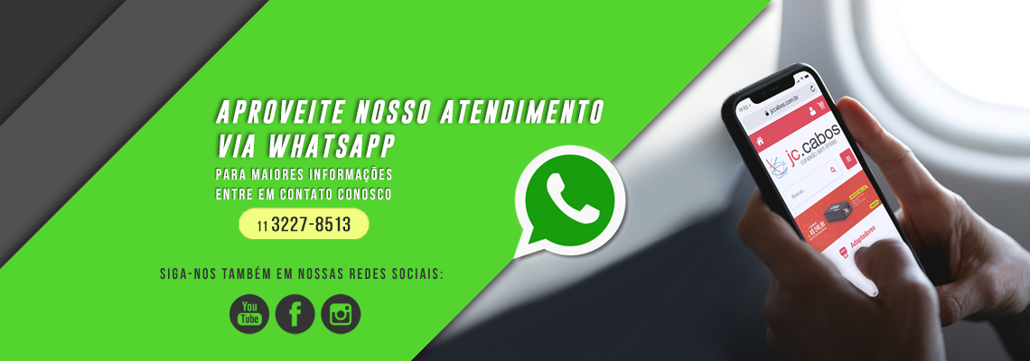 Atendimento - Whatsapp
