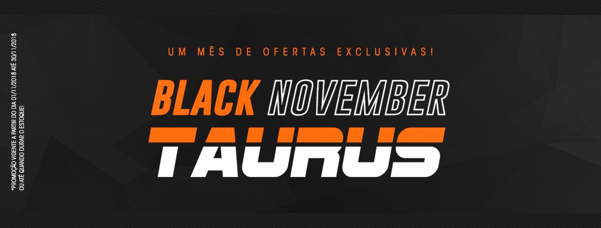 Black November Taurus