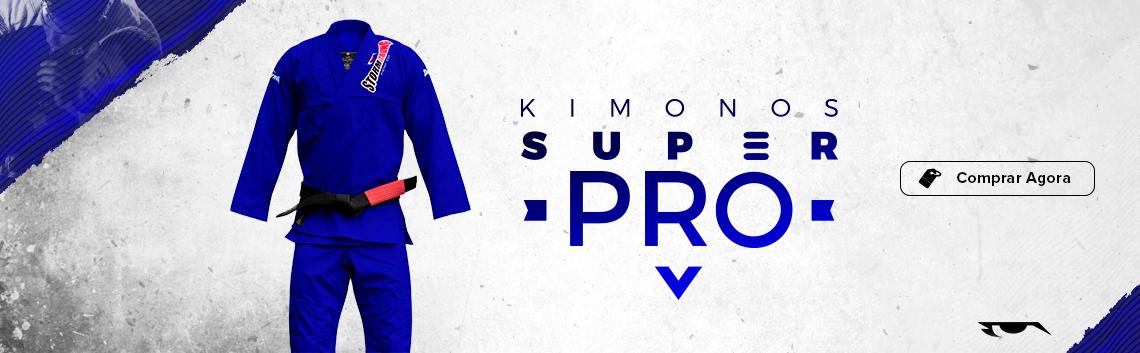 Kimono super Pro Azul royal