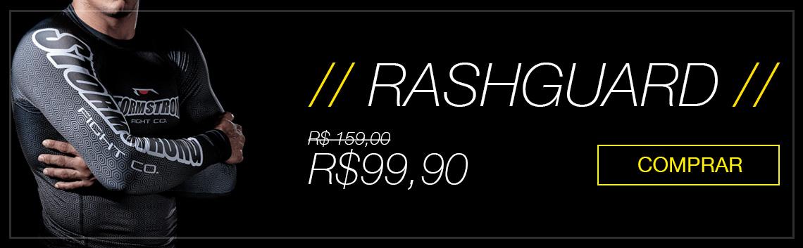 Rashguard Promo
