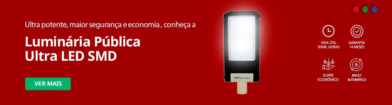 Categoria -> /luminaria-publica-ultra-led-smd - Luminária Pública Ultra LED SMD
