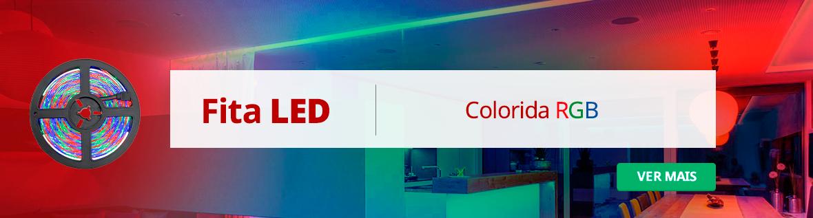 Categoria -> /fita-led-12v /fita-de-led-12v - Banner Fita LED RGB