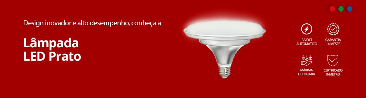 Categoria -> /lampada-led-prato - Lâmpada LED Prato