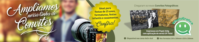 Foto convites