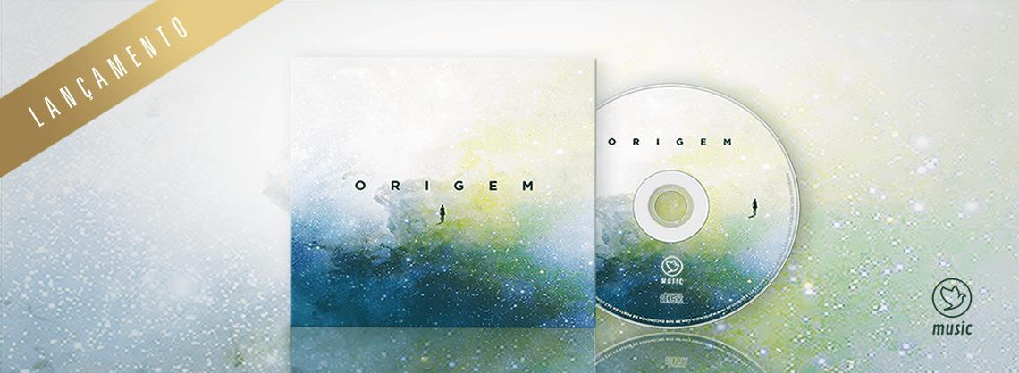 Cd Origem - Porta da Paz Music