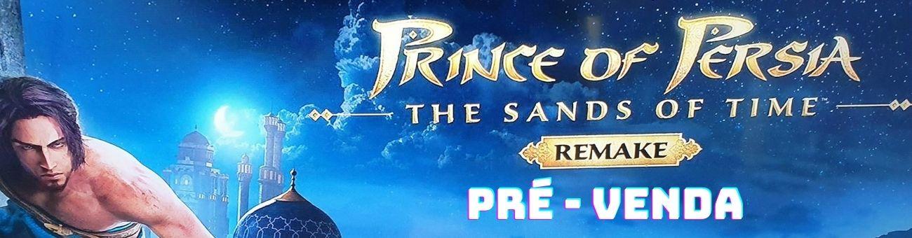 Pré Venda Prince of Persia