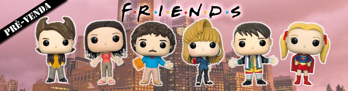 Funko Pop Friends