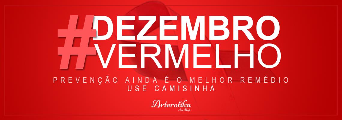 Banner Dezembro Vermelho