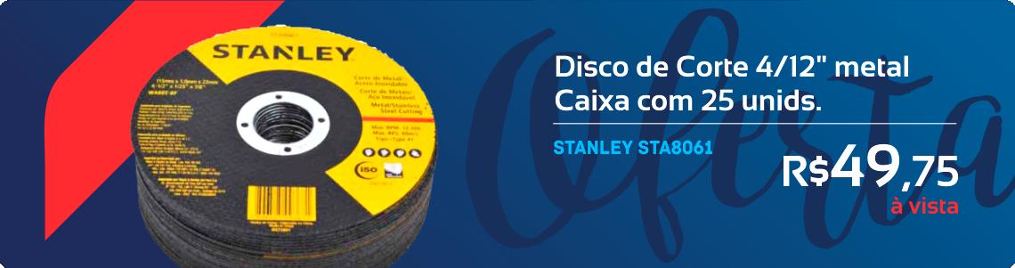 Disco Stanley STA8061