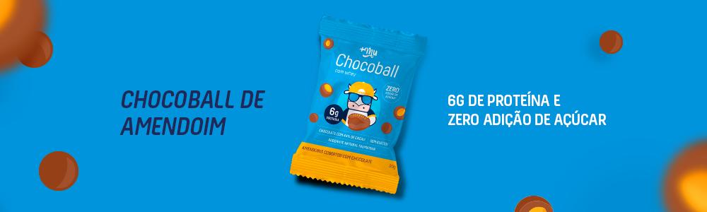 Lançamento Chocoball Amendoim