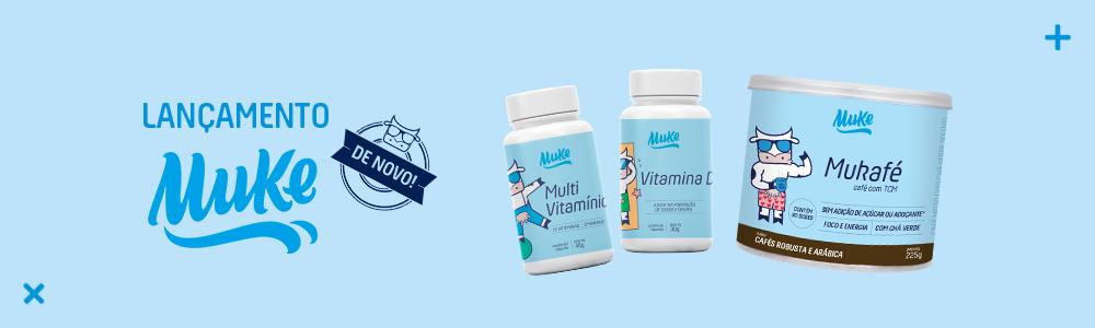 Lançamento Mukafé + Vitaminas