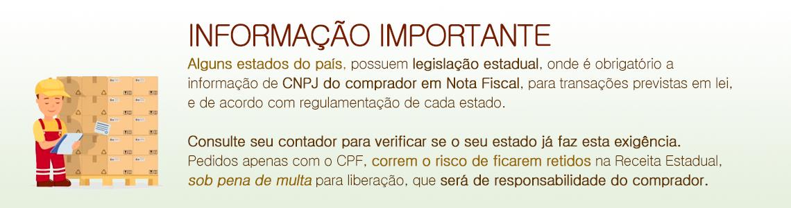 CNPJ para Brasil