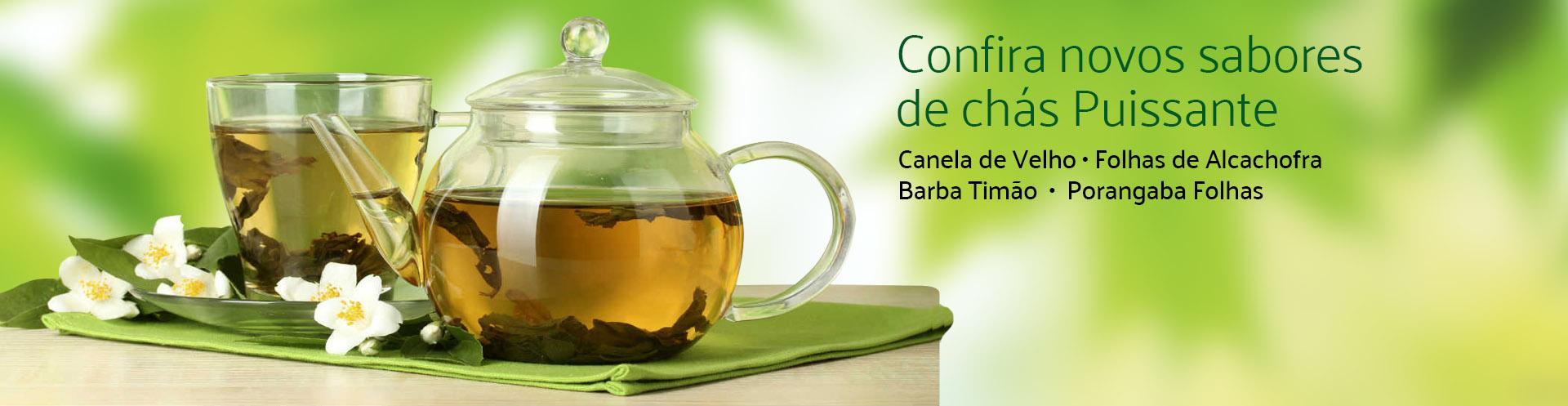 Banner chá