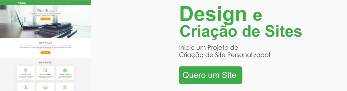 design de sites