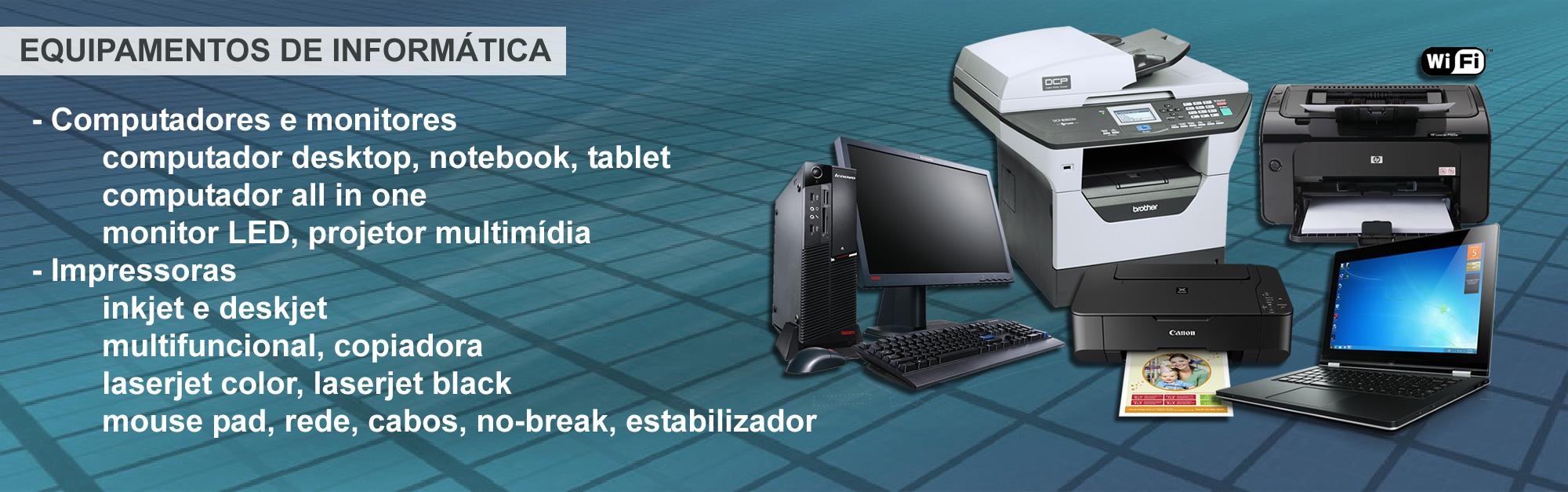 SupriWay - Equipamentos de Informática