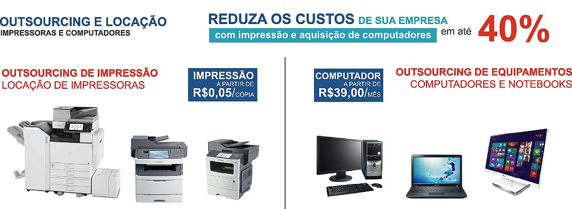 SupriWay - Outsourcing de impressão e locação de impressoras