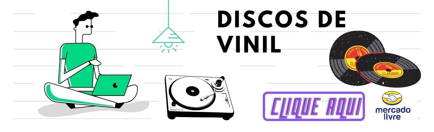 Disco Vinil LP