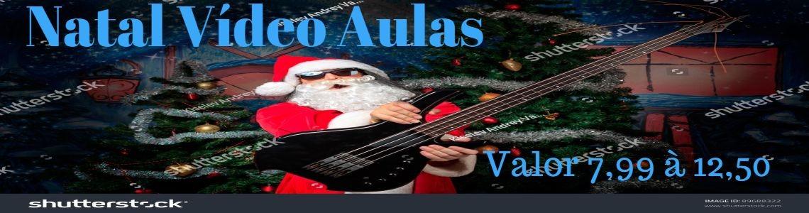 Natal Vídeo Aulas Promoção Até 50% OFF
