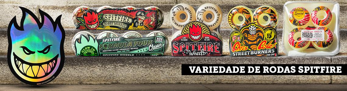 Spitfire Variedades