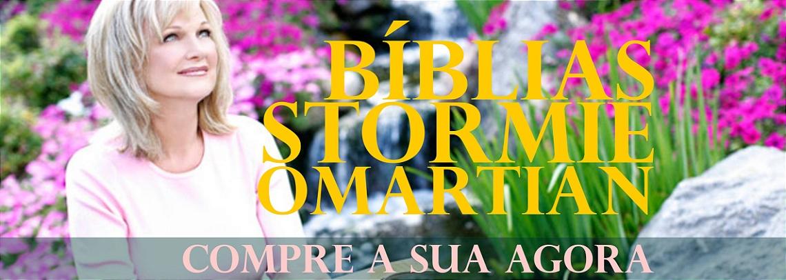 Bíblia de Estudo Stormie Omartian