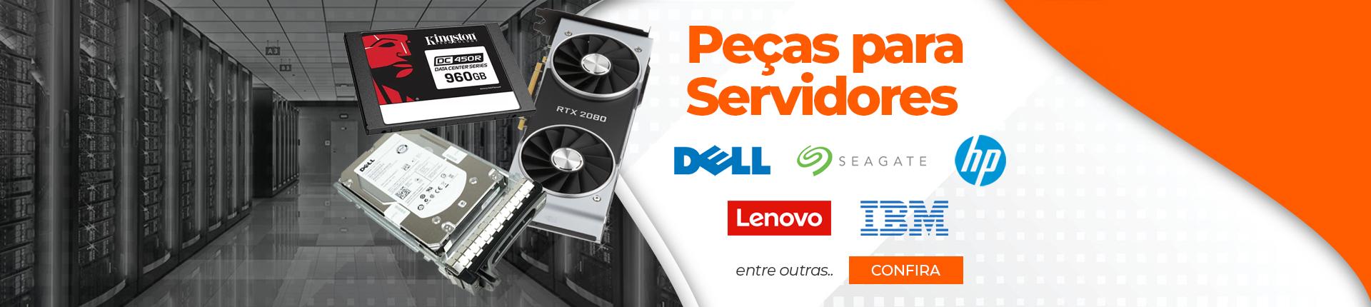 LDE - Peças para servidores