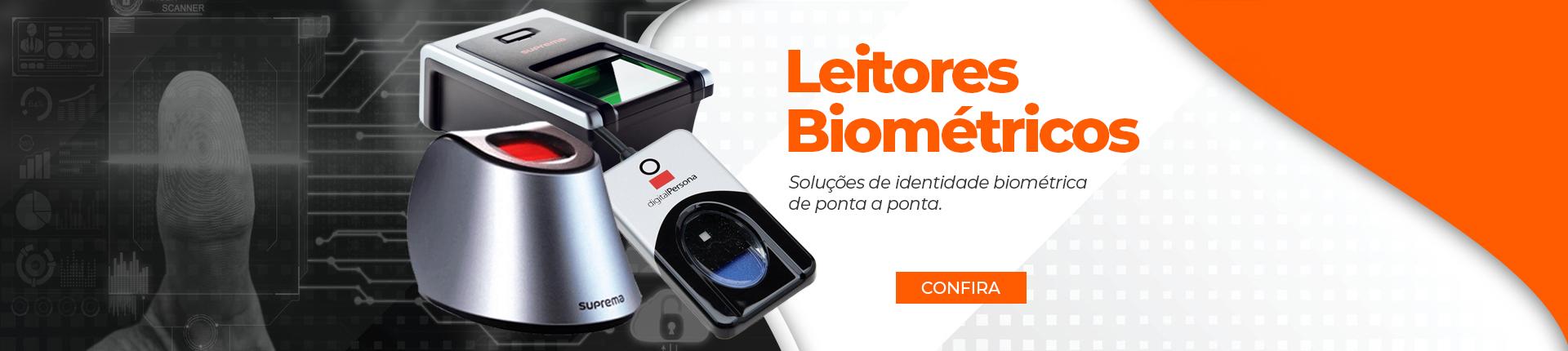 LDE - Leitores biométricos