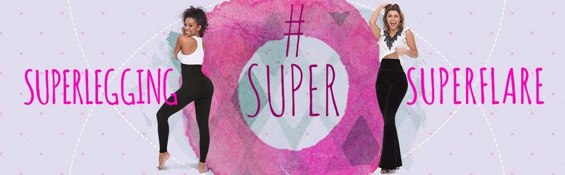 Superlegging e flare