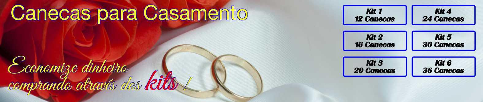 Kits Casamento