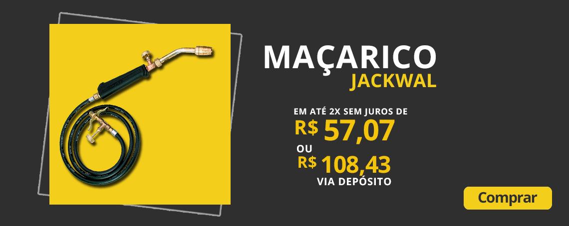 maçarico Convencional JackWal