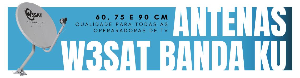 Antenas Banda Ku de 60 Cm W3Sat