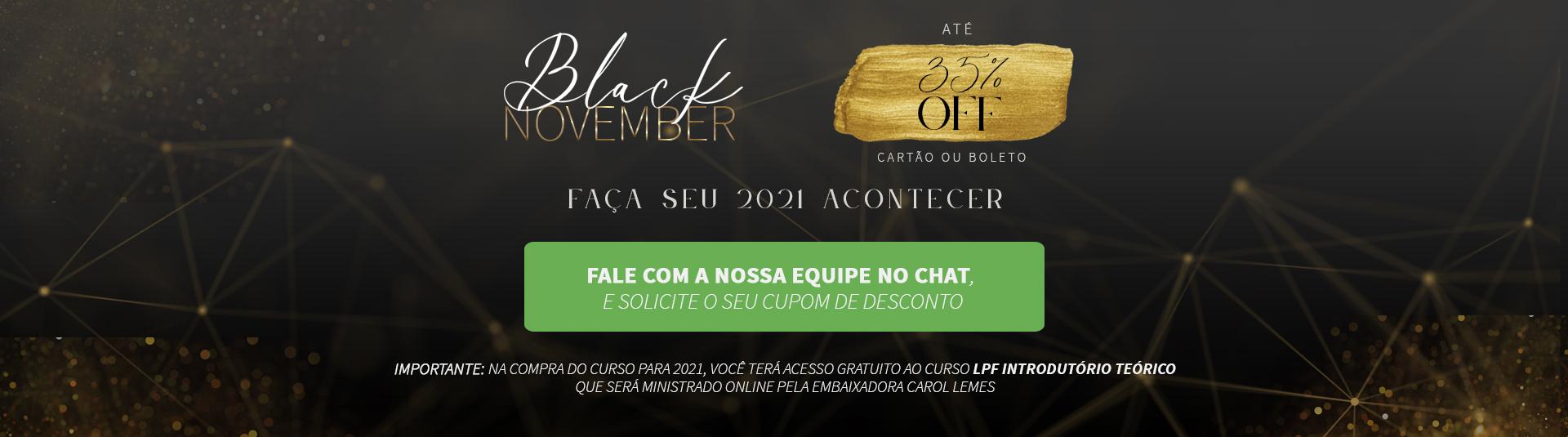 Black november 2021