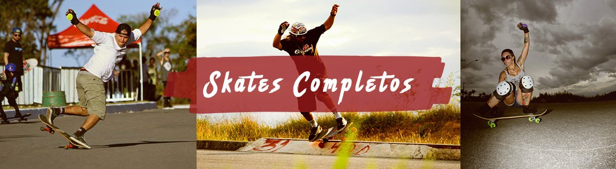 Categoria - Skates Completos