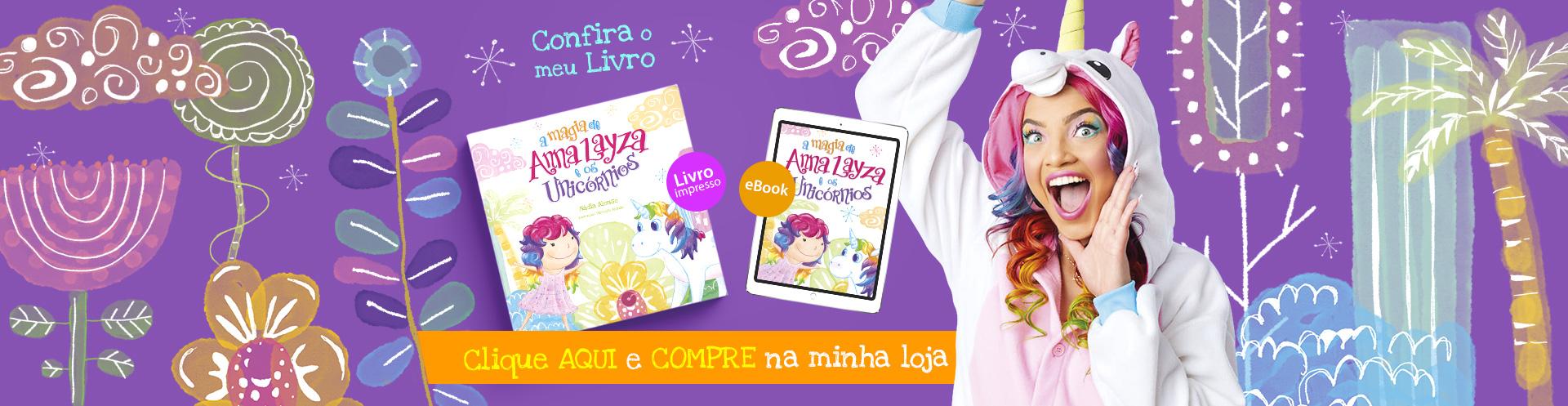 A Magia de Anna Layza