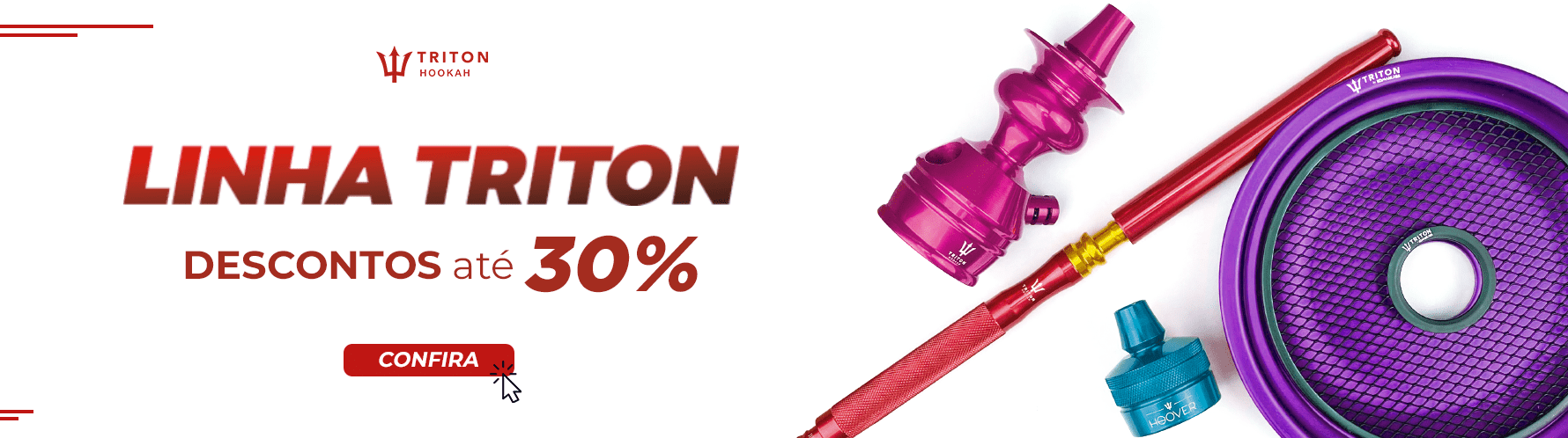 Triton 30% off