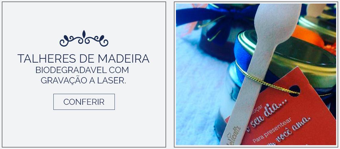 Talheres de Madeira