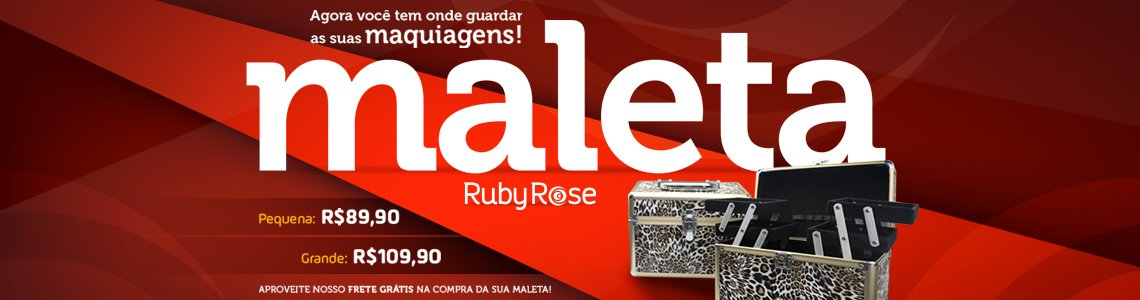 Maleta Ruby Rose