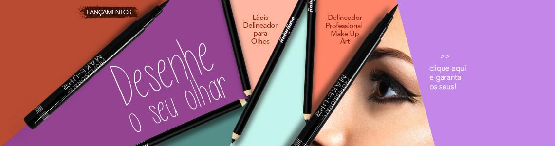 Lápis e Delineador olhos
