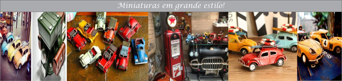 Miniaturas Retro