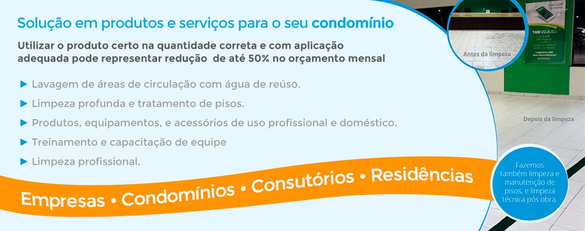 Solução em produtos e serviços