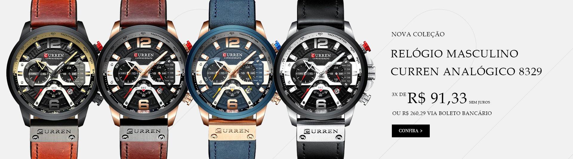 Relógio Curren 8329