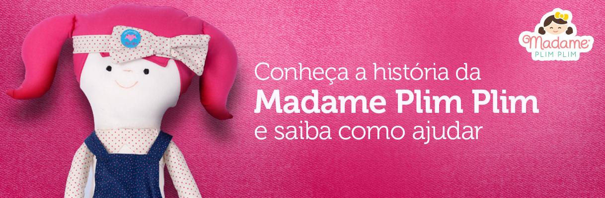 História Madame Plim Plim