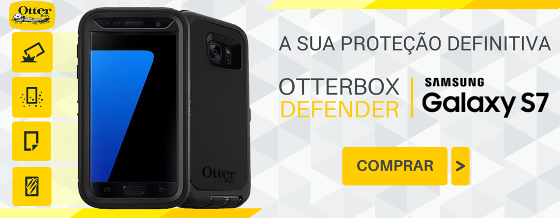Otterbox Defender Samsung S7