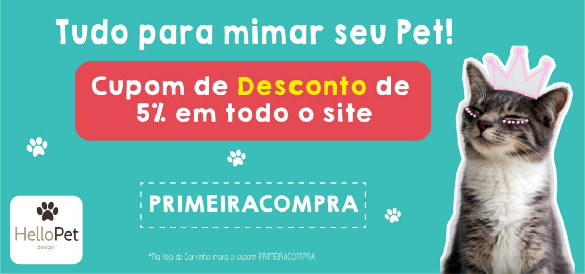 CUPOM PRIMEIRA COMPRA